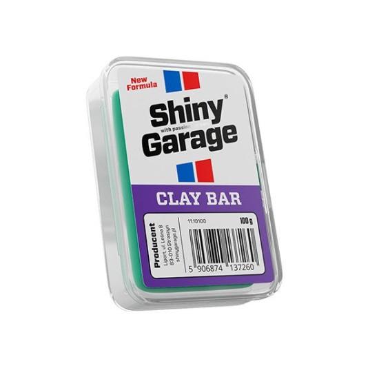 SHINY GARAGE Клей Бар - глина  100гр.