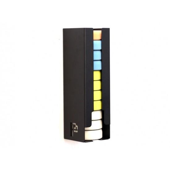 Удобен и функционален дозатор за съхранение на малки полиращи подложки