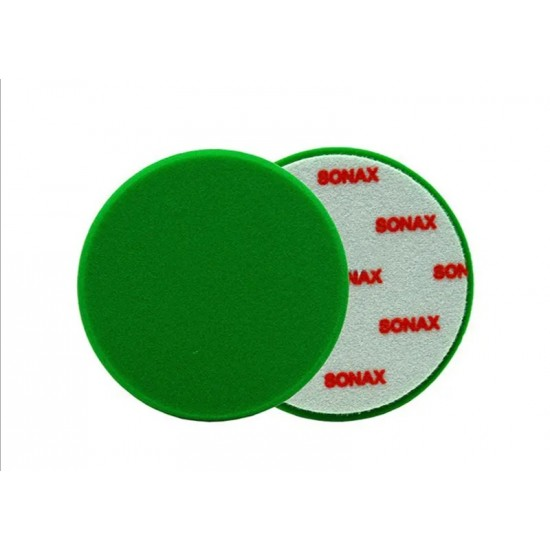 Полираща гъба зелена – 160мм, средно твърда (1 бр.)