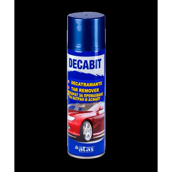 Спрей за премахване на катран и асфалт DECABIT 250 ml.