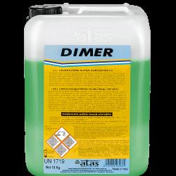 Силно концентриран обезмаслител DIMER 2 kg.