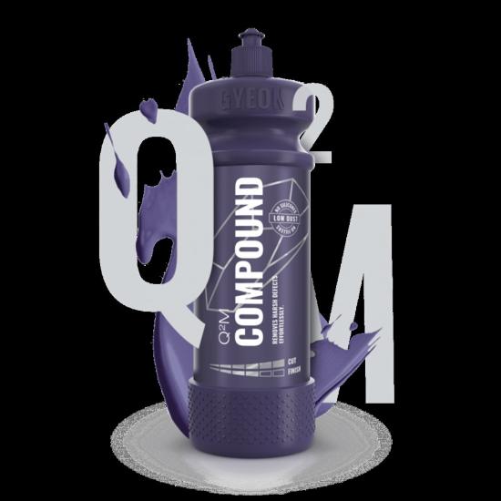 Gyeon Q2M Compound 1л. е силно абразивна полираща паста
