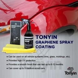 Tonyin graphene spray coating